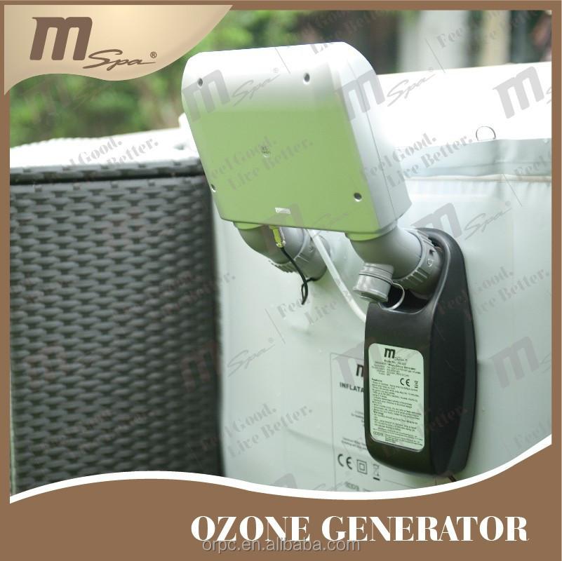 Generador de ozono ozonizador agua de la piscina spa for Ozono para piscinas