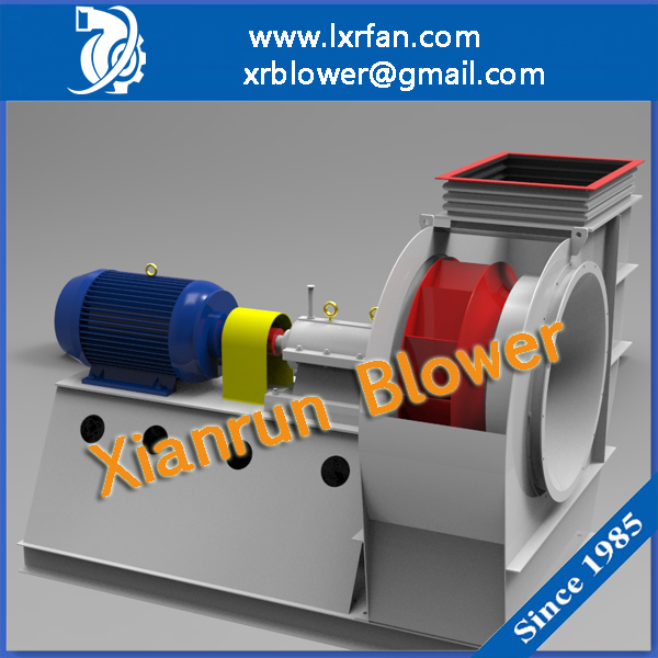 Industrial Centrifugal Boiler Induced Draft Fan