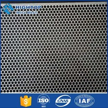 Top quality new design 3mm Hole Galvanized Perforated Metal Mesh