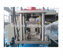 Alibaba express metal wall angle keel roller machine galvanized light weight joist v shape keel roll forming machine
