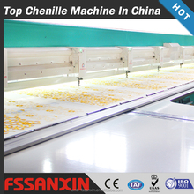 Chain stitch chenille towel embroidery machine hot sell in india