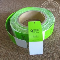 China supplier for more than 128g hang tag, art card paper clothing tag