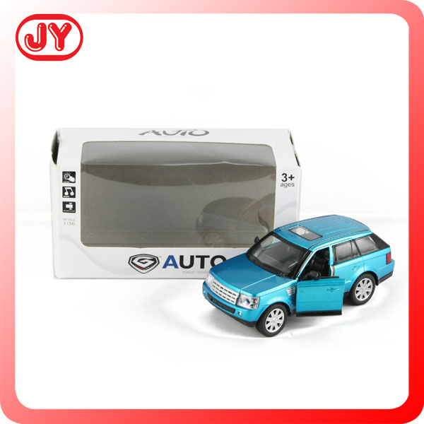 1:36 pull back diecast model car with light and music