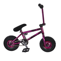 Fashionable design 10 inch aluminum frame chromol bmx toy bike with 2 wheels