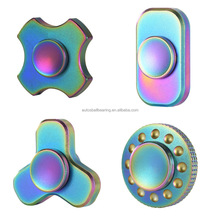 Wholesale Colorful frosted Mini adult decompression toys finger spinner