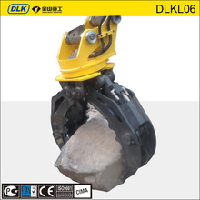 O&K good quality hydraulic grapple, log grapple for excavator