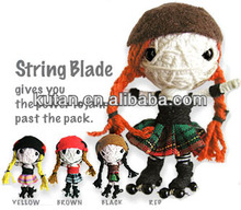 Hot Selling String Blade Voodoo Watchover Doll