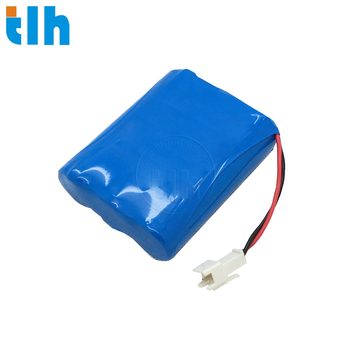 long cycle life 12V 2600mAh li ion battery pack for lighting product