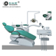 Ophthalmology Vision Tester Phoropter Simulator GD-DT08 Unit with LED lamp light and scaler dentist combi chair unit