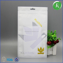 Printing plastic zip lock underwear scraf socks packing bag LDPE PE PP PVC bags