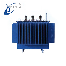 33kv 1600kva Power Transformer from Beijing Daelim with Iron Core
