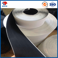 China factory direct 100mm hook and loop touch fasteners tape self adhesive