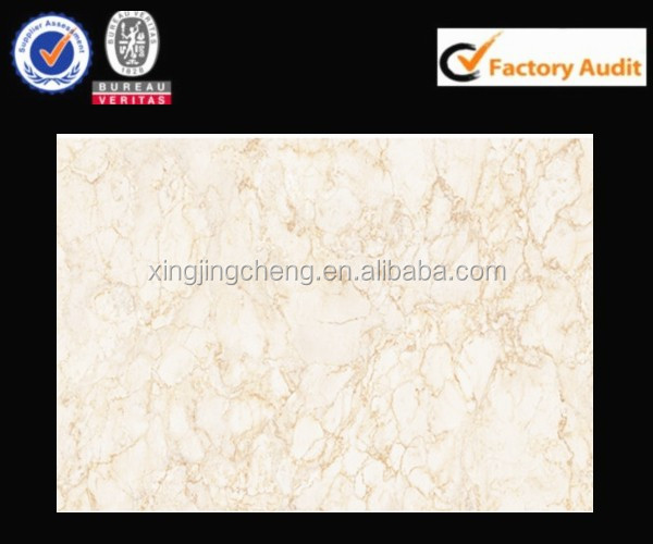 2015 new model cream beige marble wall tile 30x45 for house plans