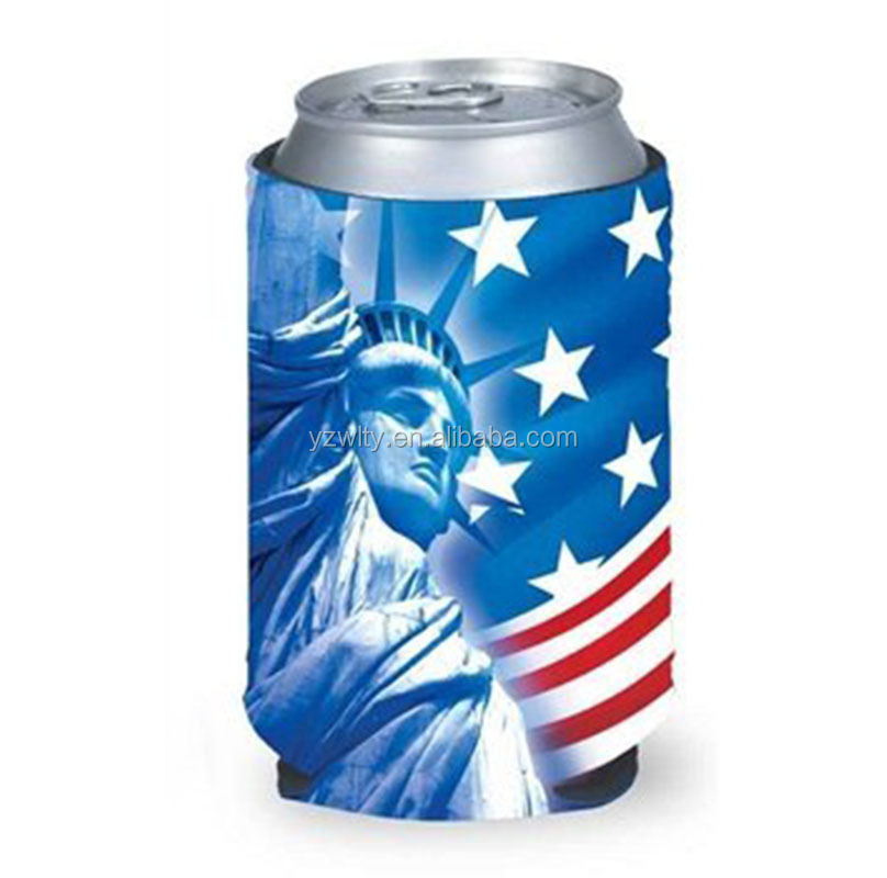 Styrofoam Beer Can Cooler ~ Coloful foam insulated beer can cooler bag buy