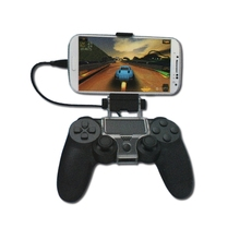 2018 trendy products DOBE TP4-016 Smartphone OTG Clamp Holder for PS4 Game Controller