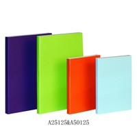 Office Stationery School Supply Diary Leather