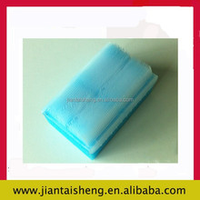 disposable surgical scrub brush with nail cleaner