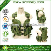 Economically Oliver Green Combat Paintball Body Harnesses & Pods