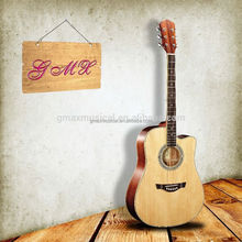 handmade manufacture good price solid wood classic craft guitar
