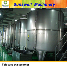 UV sterilizer mineral drinking water treatment system/mineral water UF system for bottled water plant