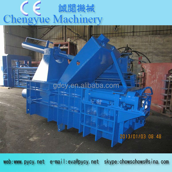 alibaba express scrap metal baler machines for sale made in p.r.c.