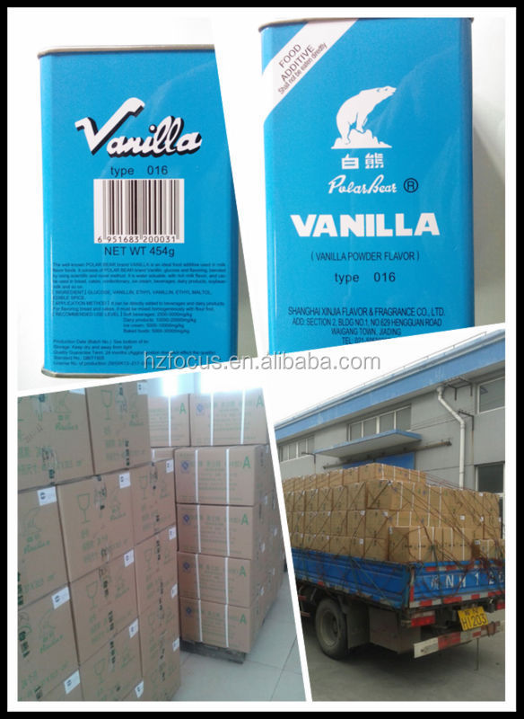 vanilla powder polar bear brand price