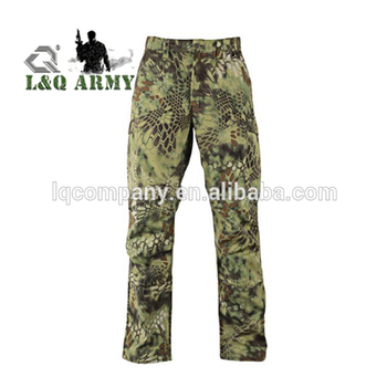 Latest Fashion Military Tactical Pants New Design