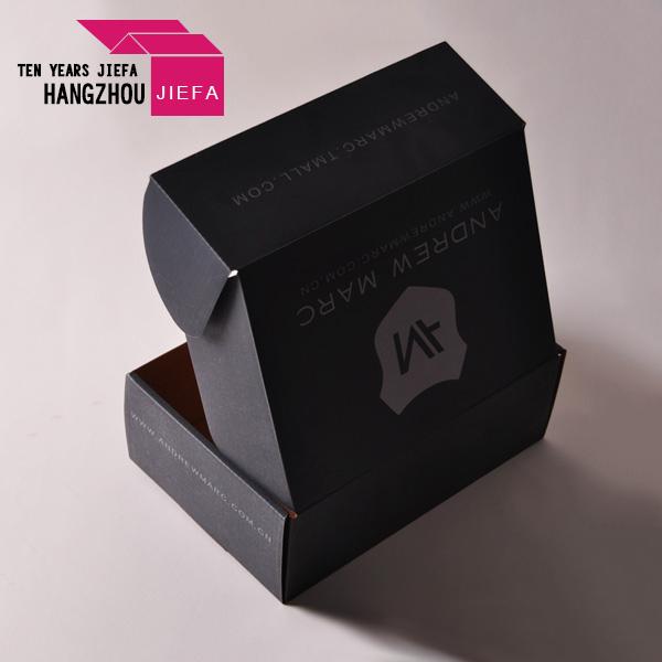 wholesale top quality custom corrugated shoe boxes