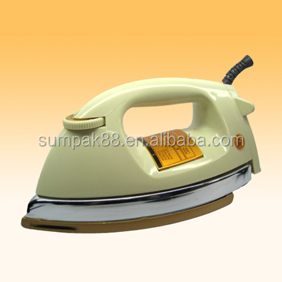 1000W chrome shell 3530 pressing heavy dry iron