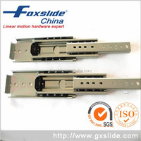 Three Fold Ball Bearing Low Profile Slide Rails Drawer Runners 1200mm
