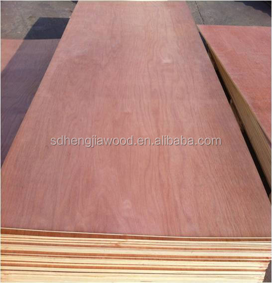12mm China laminated low price commercial plywood