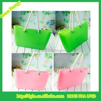 Cute mini silicon candy colors coin bags