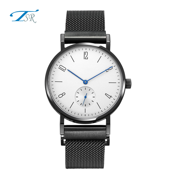 Wholesales Custom Brand Your Own Watch Japanese Movement Wrist Watches for Men