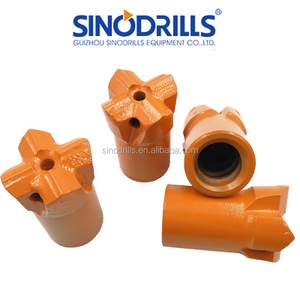 SINODRILLS high hardness Mining Self Drilling Carbide Crown Drill Bit