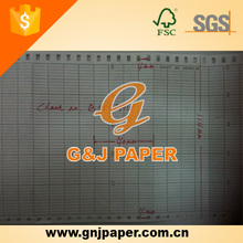 9565AW Z-Fold CTG Recorder Chart Paper