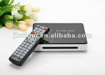Android 4.0 TV box (GV-10)