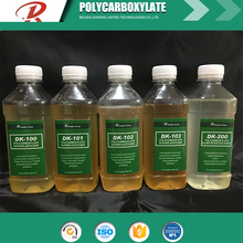 Construction use polycarboxylic acid for Water reducing agent