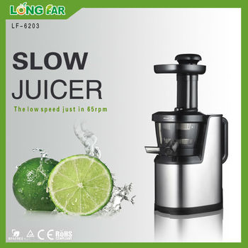 Best Slow Press Juicer 2017 : 2017 High Quality Slow Juicer Cold Press Juicer Technology System Ac Motor Stainless Steel ...