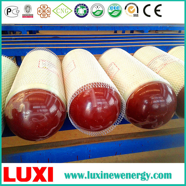 Wholesale 90L 20MPa CNG2-325-120 Composite Gas Cylinder