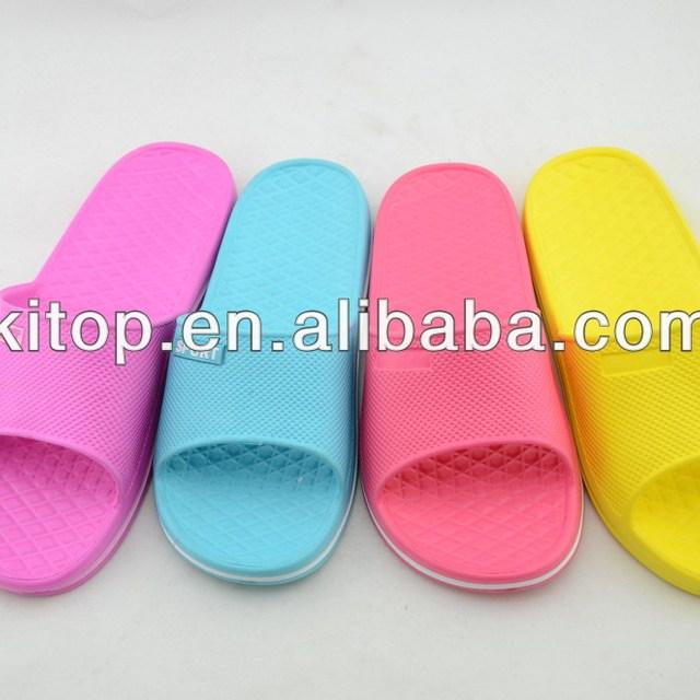 EVA injection korea bath slippers