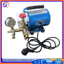 0-100bar DSY-100 Portable Electric Pipe Pressure Test Pump