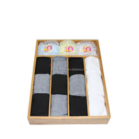 Whole Sale Chinese Cheap Eco-friendly Naturally Flexible Bamboo Storage Box Square Box for Clothes
