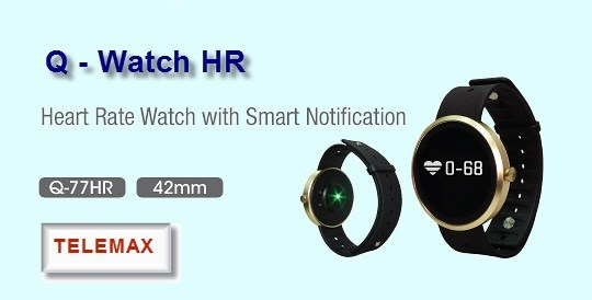 multifunctional smart sport wrist watch ; Heart rate watch