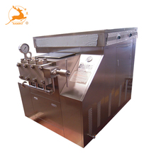 Customized design 1000L vacuum homogenizer emulsifier machinery