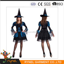 PGWC4935 Sexy Women Short Witch Dress Halloween Cosplay Costumes Women