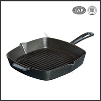 porcelain coated cast iron cookware for foundry