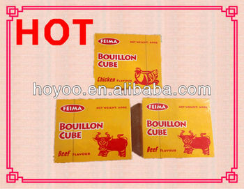Feima chicken bouillon cube