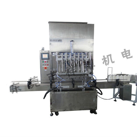 Chili sauce/ketchup filling capping machine filling capping line