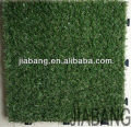 DIY flooring Artificial Grass interlocking Garden Tile - G017
