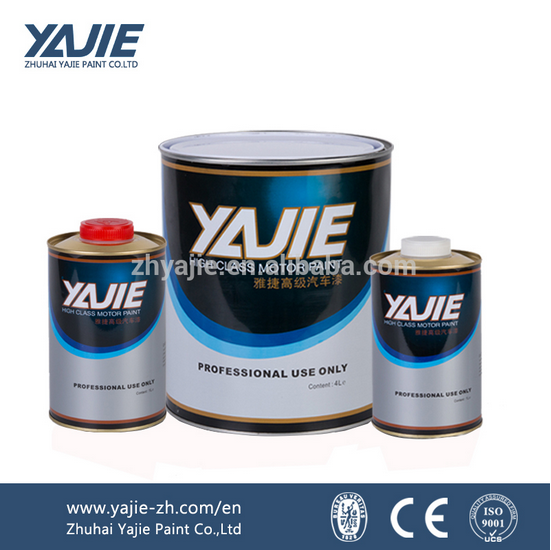 Auto Paint Acrylic Main Raw Material 2K Primer with Nice Price